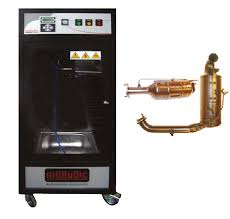 DPF Particle Cleaning Machine